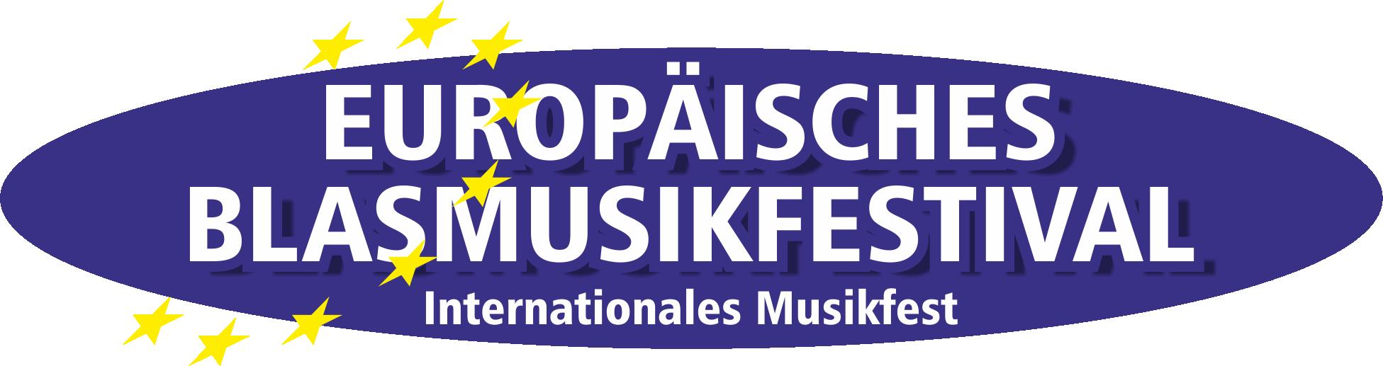 Europäisches Blasmusikfestival Logo