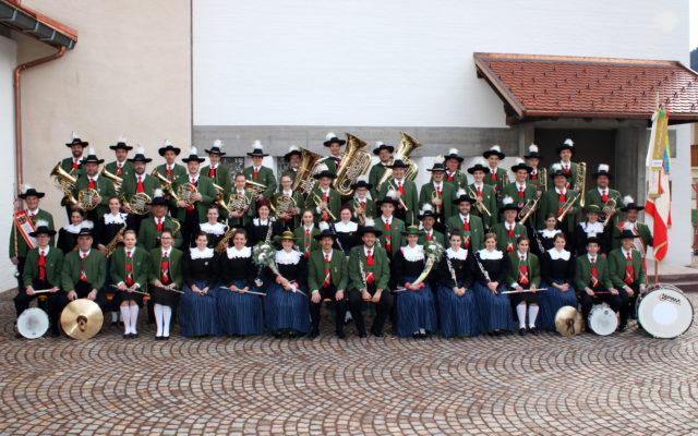 Musikkapelle Welschnofen