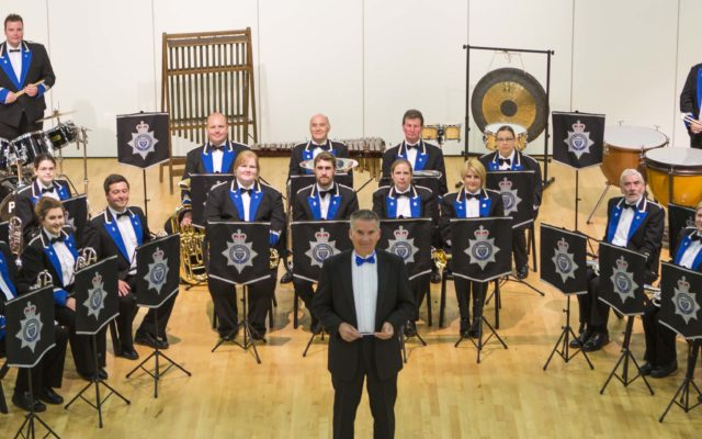 UK Band of Cheshire Constabulary